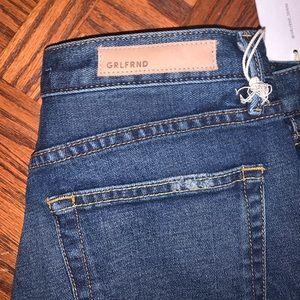 GRLFRND Jeans - GRLFRND Yasmin Denim Jeans